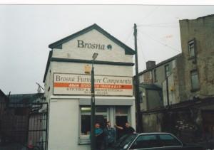 Brosna in 1990