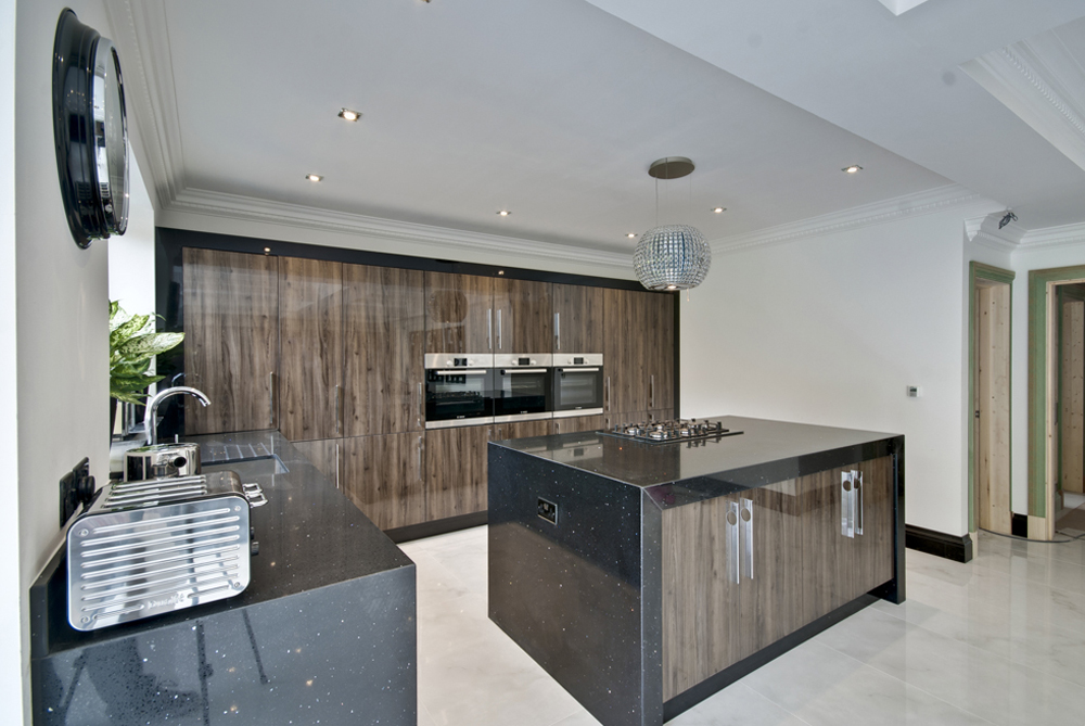 New Build, Heswall