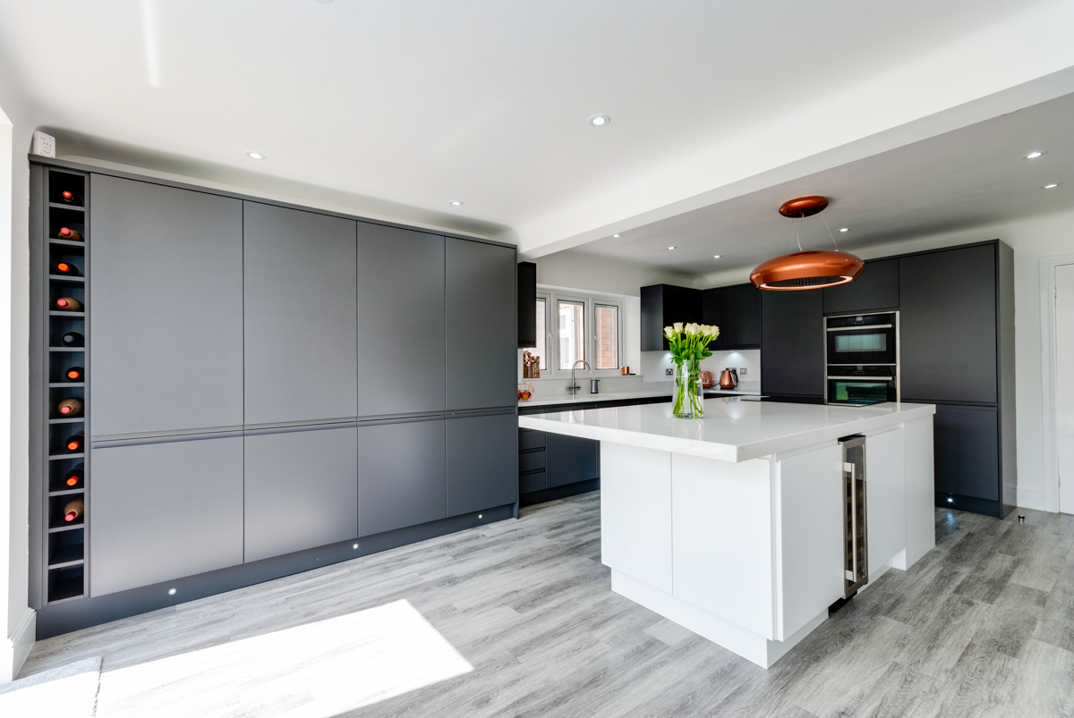 Kitchen Redesign, Formby
