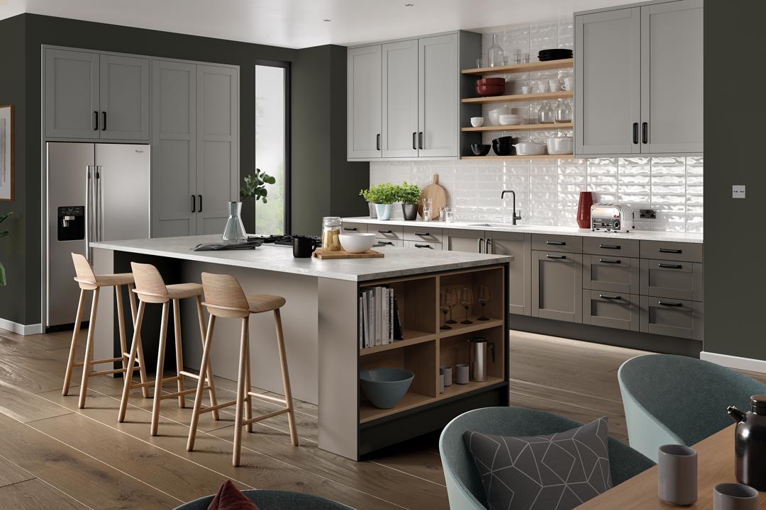 Loxley / SERICA Stone Grey