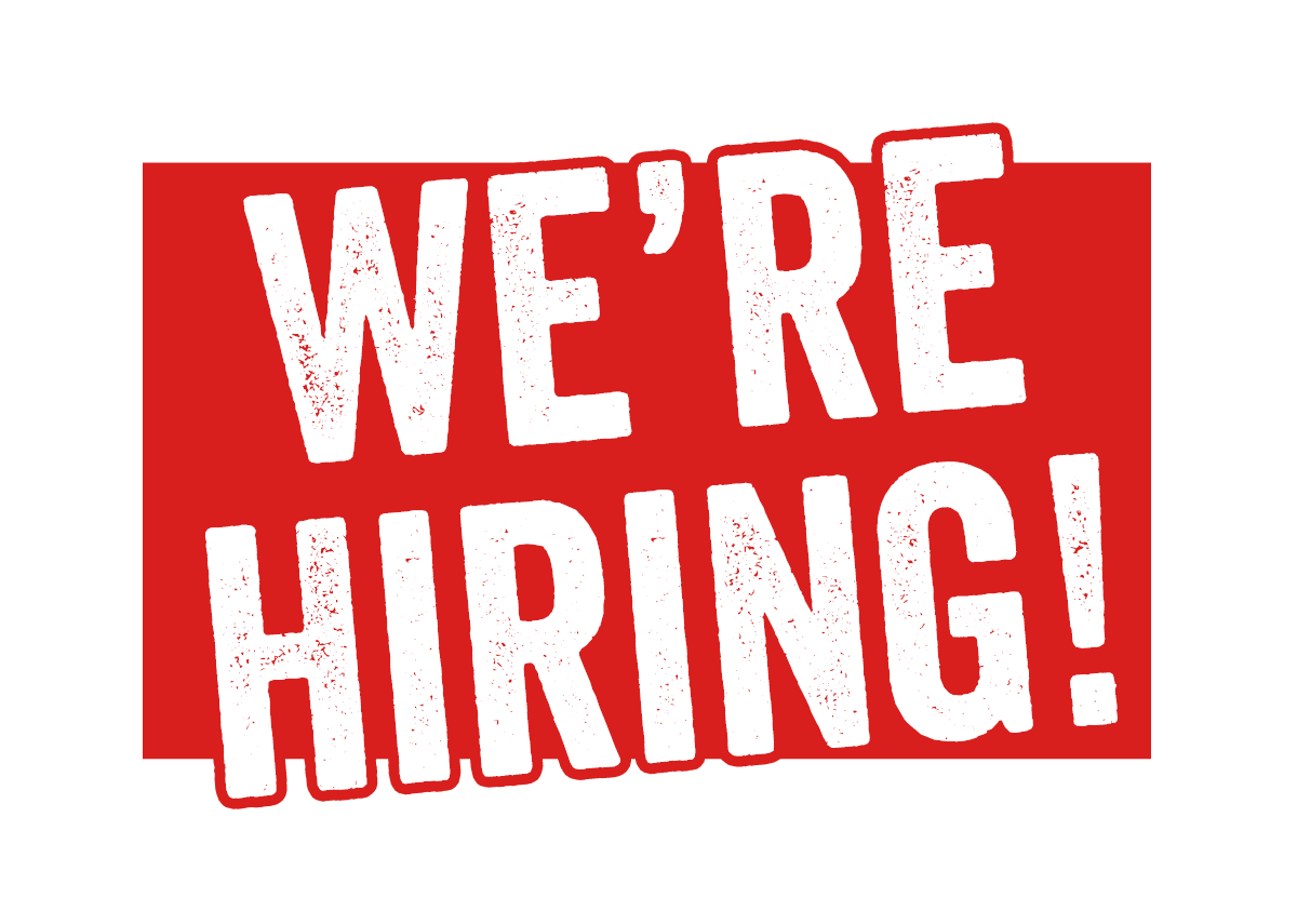 We are Hiring - Full Time Driver
