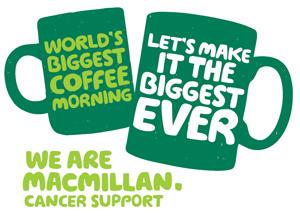 Macmillan Coffee Morning at Brosna