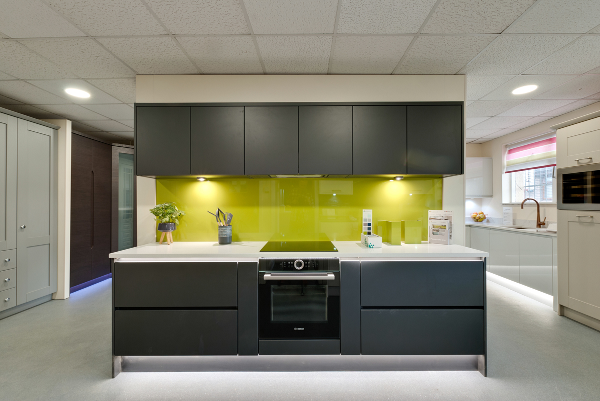 Another New Kitchen Display in Showroom
