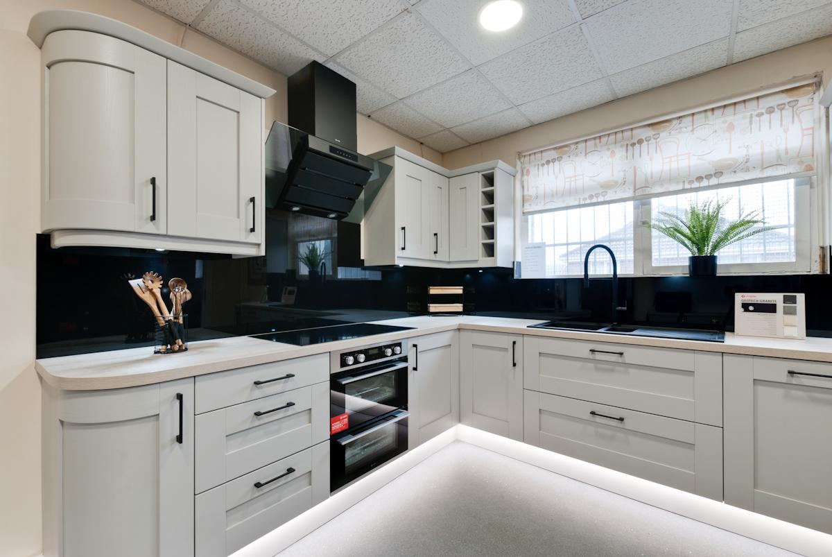 New Kitchen Display in Brosna Showroom
