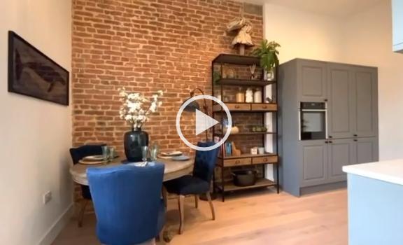 New Kitchen Video